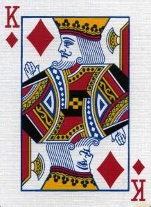 king-of-diamond